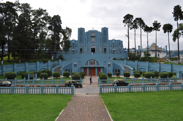 Cathedral Catholic Church, Shillong