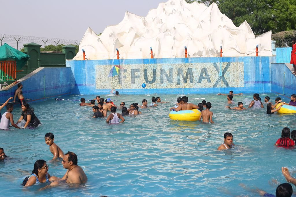 Ffunmax Water Park, Faridabad