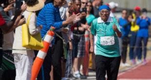 Mann Kaur - India's Oldest female Athlete