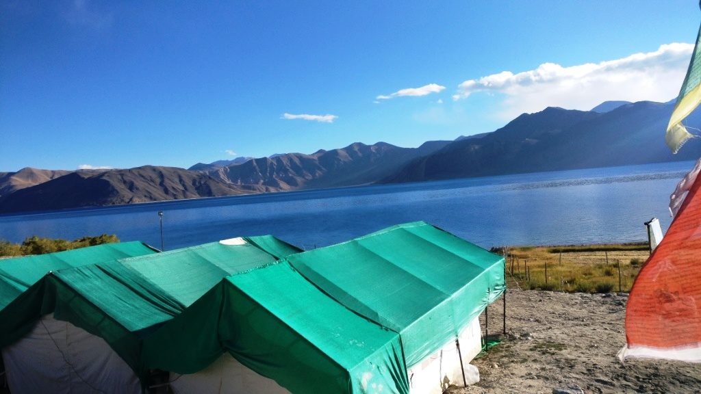 Pangong Lake Camps