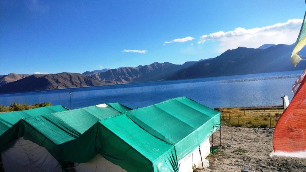Pangong Lake Camps