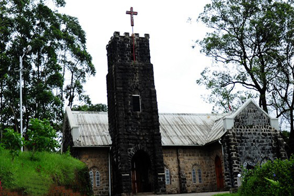 CSI Christ Church, Munnar