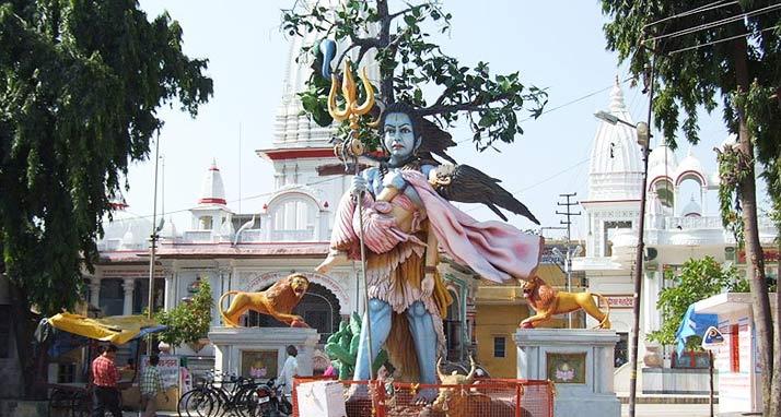 Daksha Mahadev Temple, Haridwar