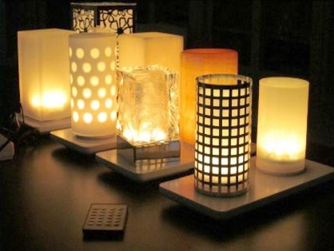 Decorative Lights and Lamps