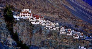 Diskit Monastery, Ladakh