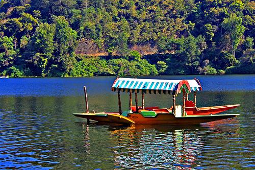 Kundala Dam Lake, Munnar