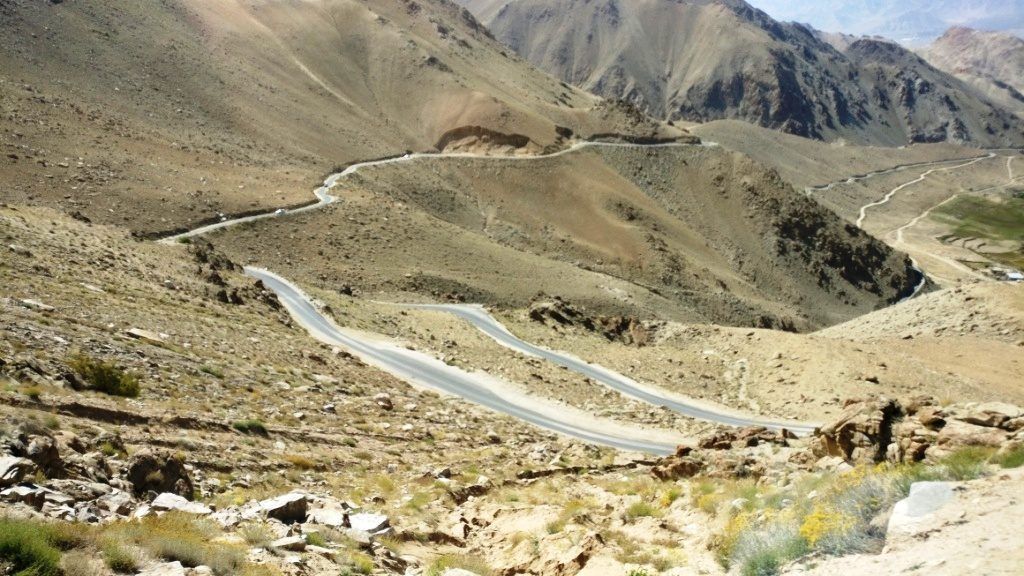 Leh to Nubra Valley