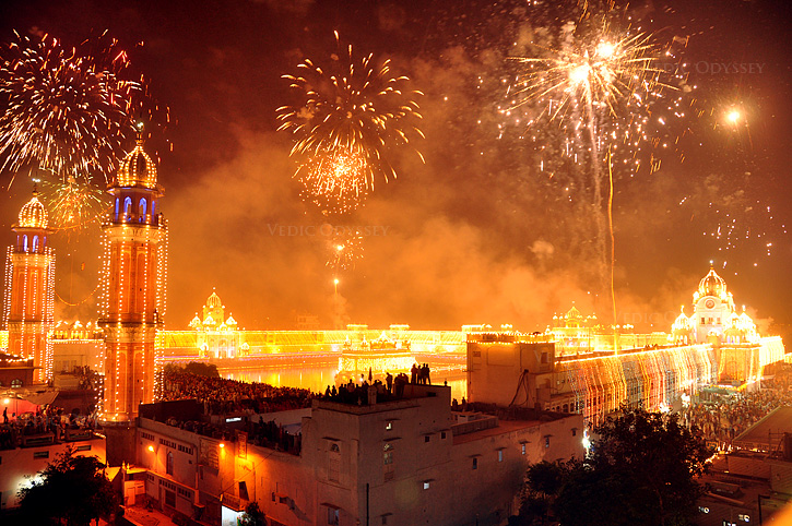 Why is Diwali called the Festival of Lights