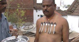 Arun Raikwar - India's Magnet Man