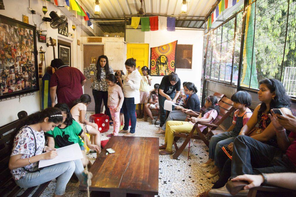 Cat Café Studio, Mumbai
