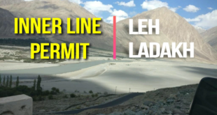 How to Get Inner Line Permit for Leh Ladakh
