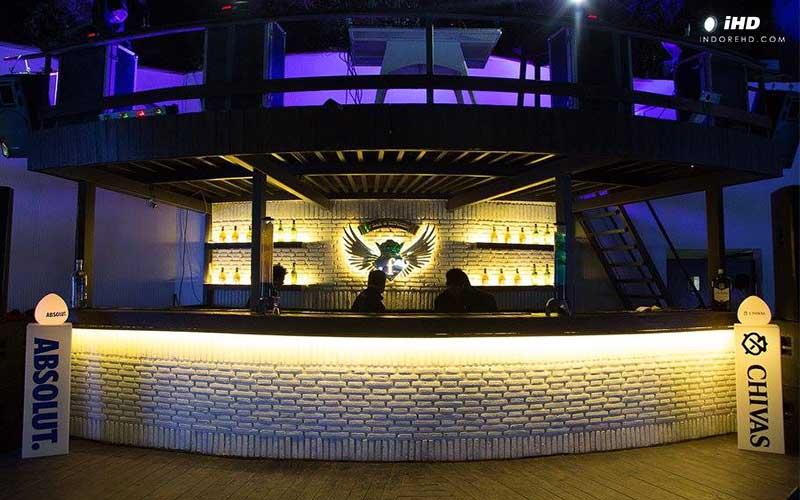 Indore's F Bar & Kitchen, Indore
