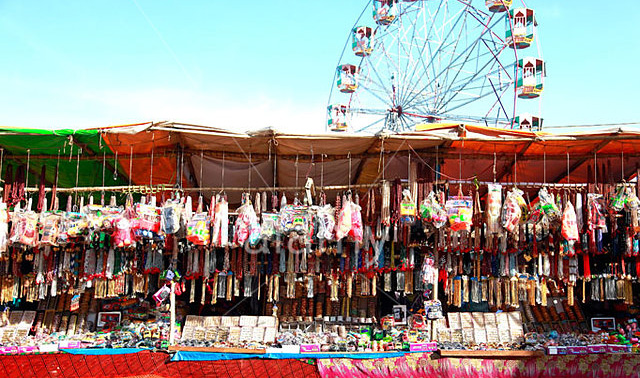 Pushkar Fair Market