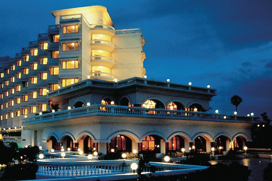 Business hotel in Visakhapatnam