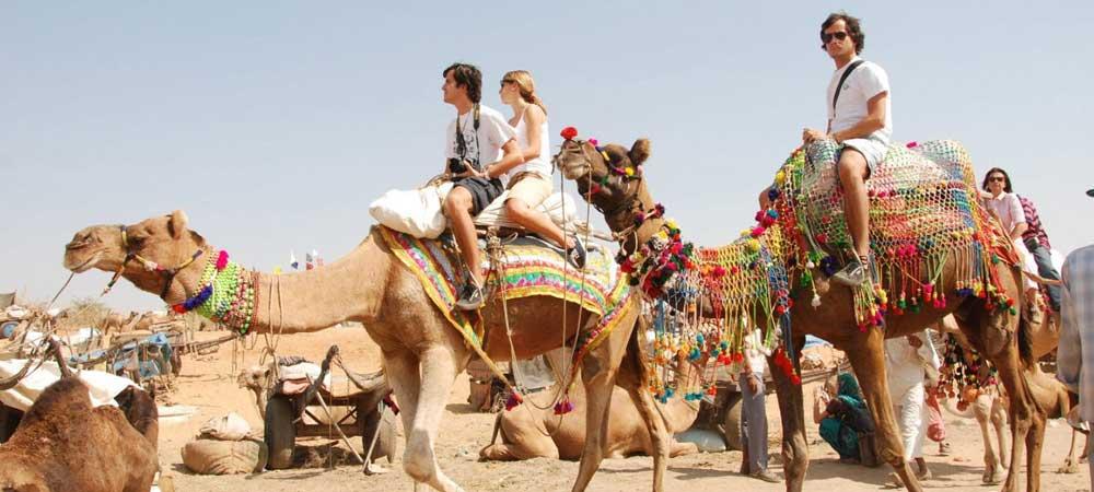 Visiting Pushkar Camel Fair: A Happy Affair with the City