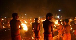 Agni Keli - India's Fire Festival
