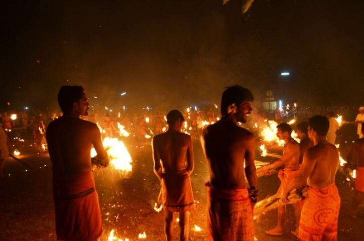 Agni Keli - India's Fire Festival