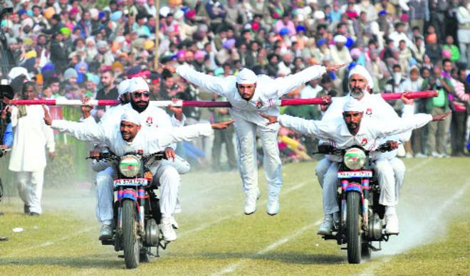 Kila Raipur Rural Olympics