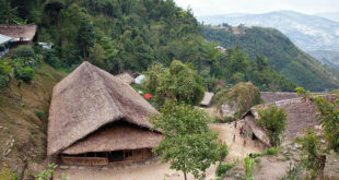 Longwa Village, Nagaland - One Village, Two Nations