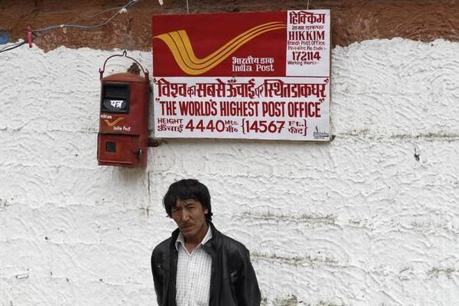 Rinchen Chhering Hikkim Post Master