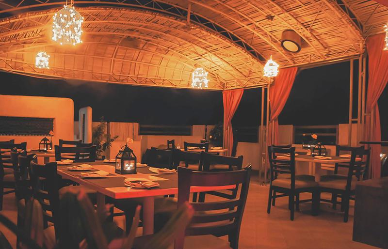 Terrace Grill, Agra