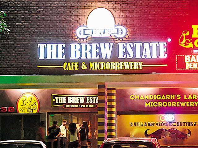 The Brew Estate, Chandigarh
