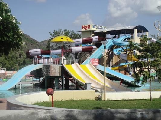 H2O Water Park in Aurangabad