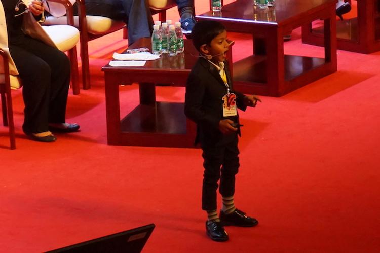 Saarang Sumesh TedX