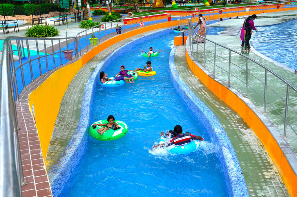 Wet n Joy Water Park, Shirdi