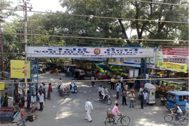 Gandhi Road Market, Dehradun
