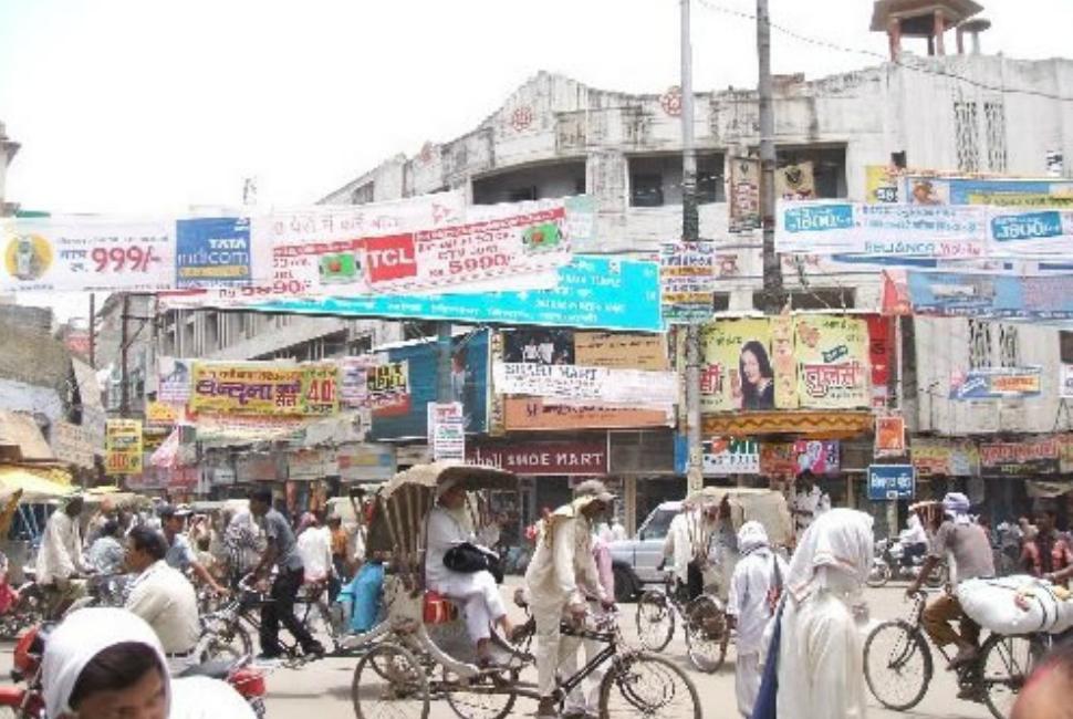 Godowlia Market, Varanasi