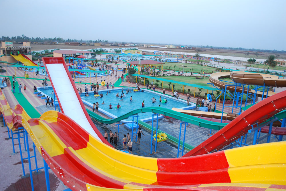 MM Fun City Water Park, Raipur
