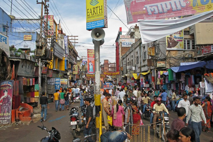Thatheri Bazaar, Varanasi