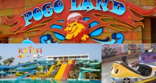 Pogo Land Water Park in Pondicherry