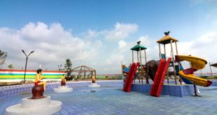 Pratyush Ocean World Water Park in Puri Orissa