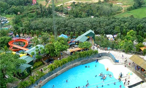 Silver Storm Water Theme Park, Thrissur