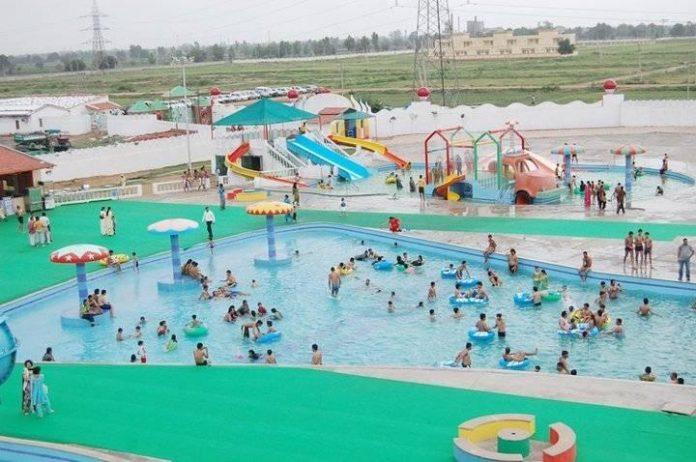 Splash Water Park, Hisar