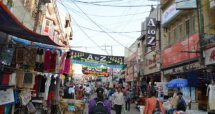 Top 10 Shopping Markets in Kanpur