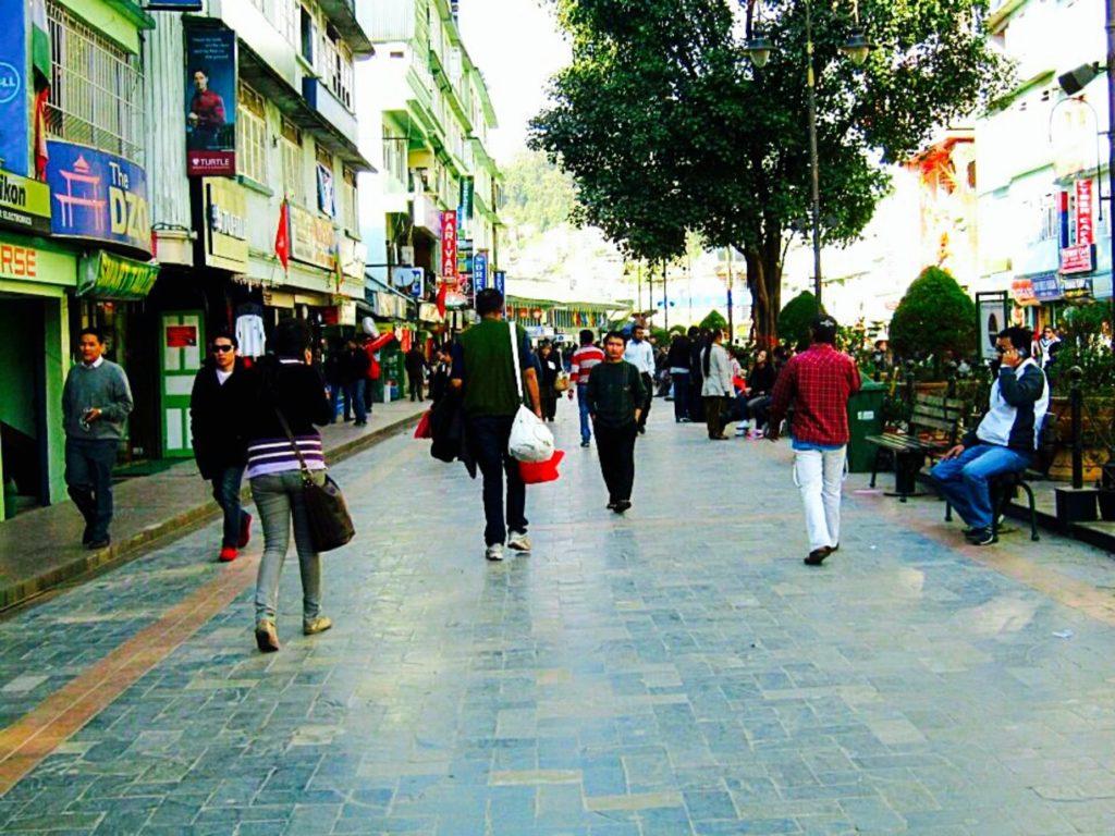 Top 10 Shopping Markets in Darjeeling