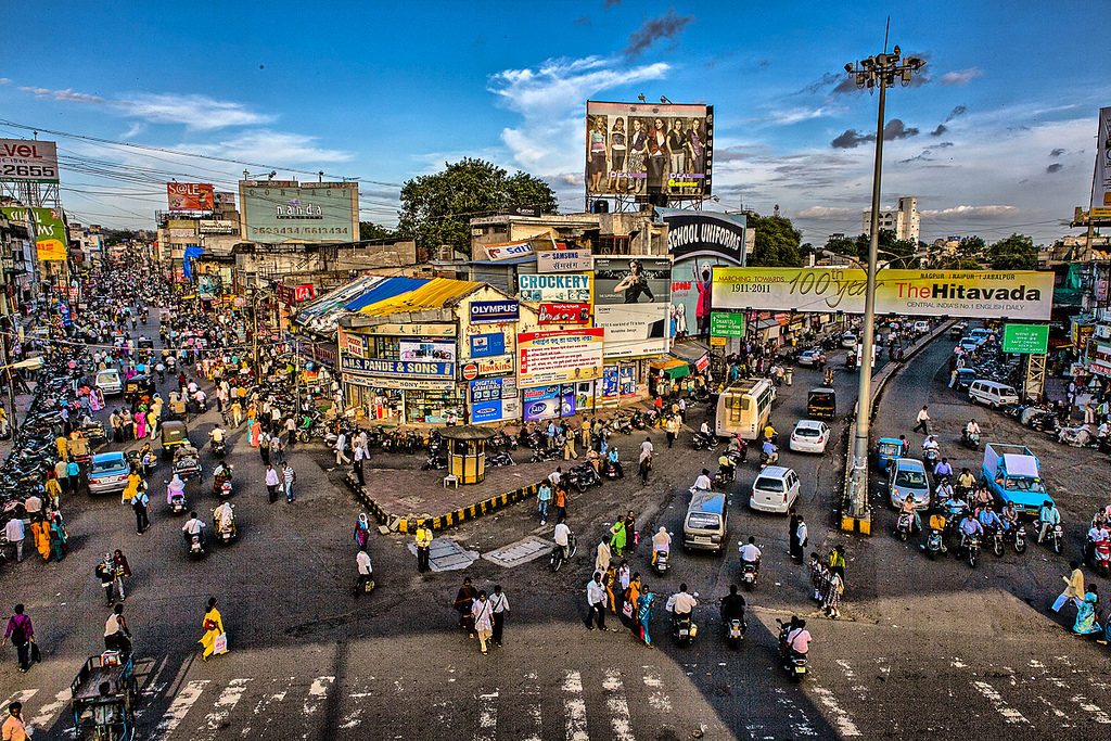 Top 10 Shopping Markets in Nagpur