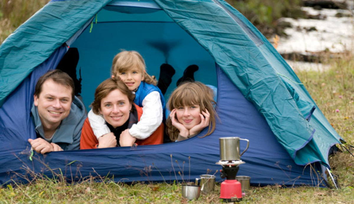 Useful Tips for Camping With Kids