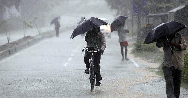 An early monsoon is here, on the way via Kerala