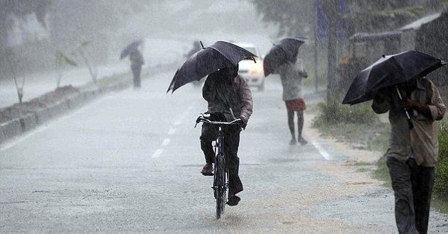 An early monsoon is here, on the way via Kerala