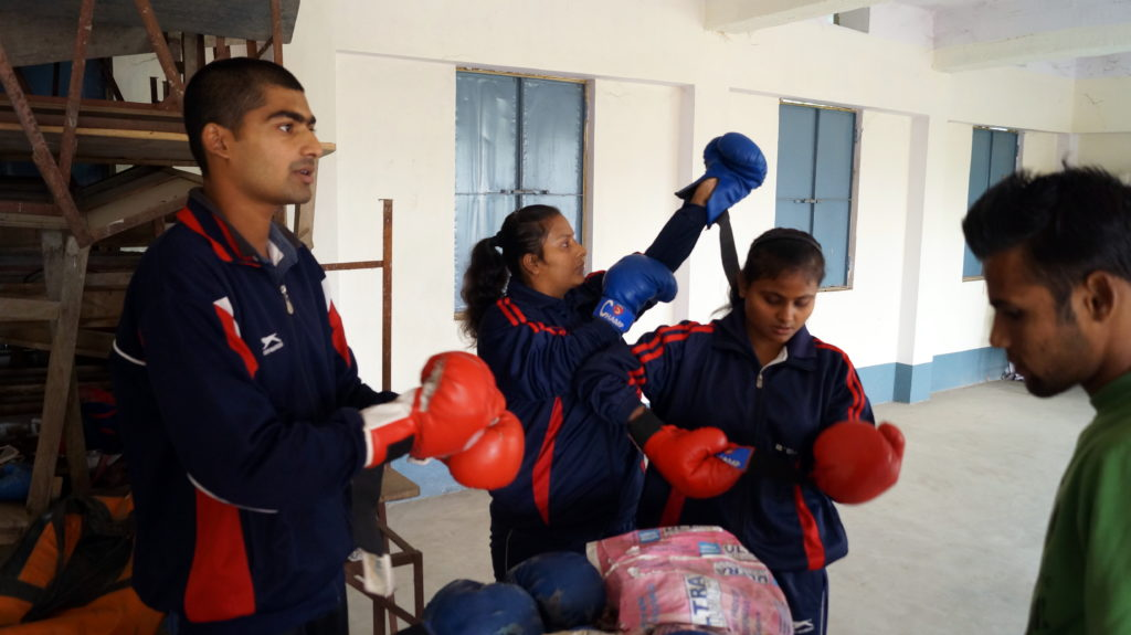 Dighwara Boxing Girls Future Plans