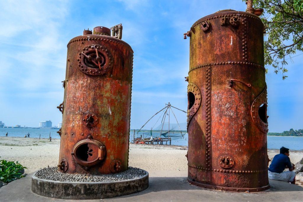 Explore Fort Kochi