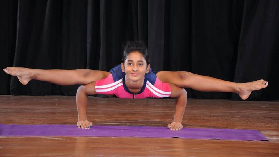 Kushi H - India's Cruncher girl from Mysore