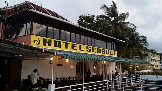 Seagull Restaurant, Kochi