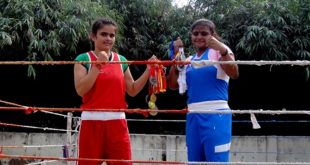 The Boxing Girls of Dighwara Village in Bihar