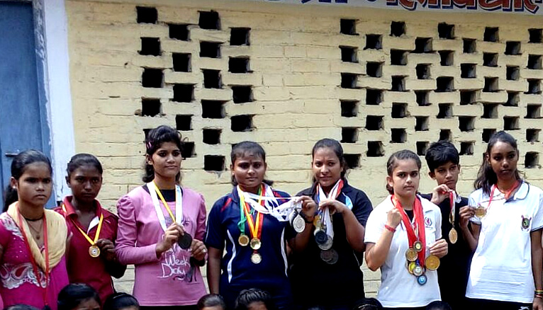 The Boxing Girls of Dighwara
