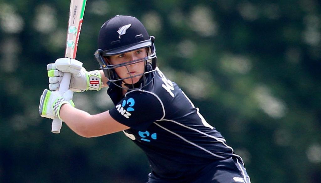 Amelia Kerr, NZ Teenager hits 232 not out to set ODI batting world record